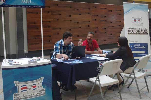 TSE instalará quioscos en universidades públicas para facilitar solicitud de cédula