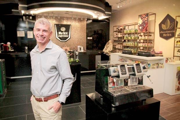 Britt venderá sus chocolates y café en Multiplaza Curridabat