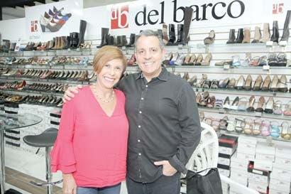Del Barco abrió tienda outlet