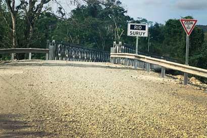 MOPT comunica pueblos indígenas con nuevos puentes