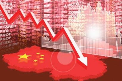 Economía de China pierde impulso ante enfriamiento de inversión