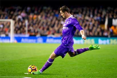 Mantienen cinco partidos de sanción a Cristiano Ronaldo