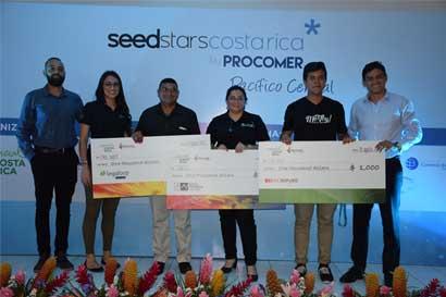 Procomer premia a los mejores emprendimientos del Pacífico Central