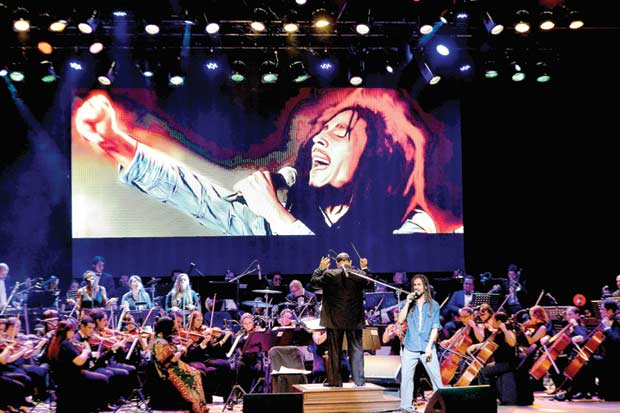 Orquesta Filarmónica rendirá homenaje a Bob Marley