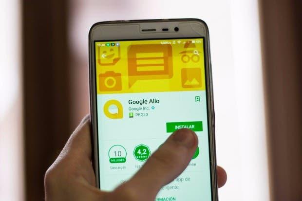 App de mensajería Allo ya está disponible para computadora
