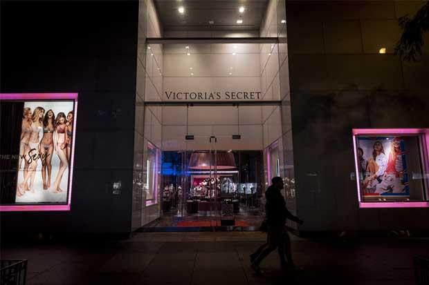 Ventas de Victoria's Secret caen ante nuevos hábitos de compras