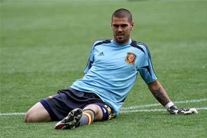 Víctor Valdés se retira del fútbol