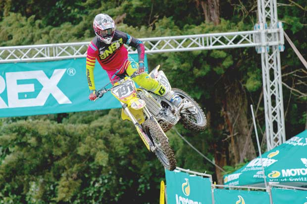 Campeonato de motocross se muda a Nicoya