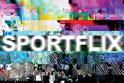 Misterios rodean a Sportflix, el Netflix deportivo