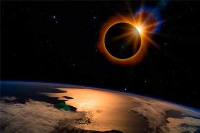 Costa Rica verá parcialmente eclipse solar del próximo lunes