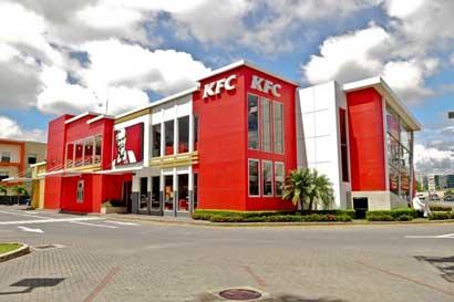 KFC realizará feria de empleo en su local de Escazú