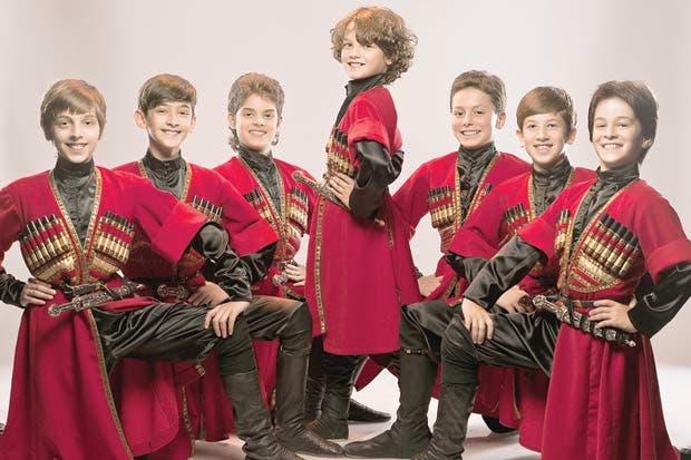 Los Niños Virtuosos del Cáucaso se presentarán mañana