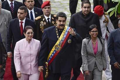 Asamblea Constituyente de Venezuela disuelve Asamblea Nacional