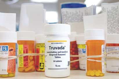 Comprimido azul frena el VIH desde Sídney hasta San Francisco