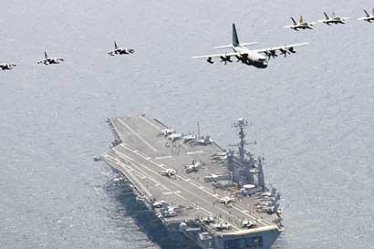 Ejercicios militares traban diálogo EE.UU.-Corea del Norte