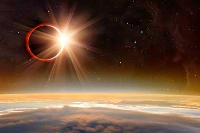 Caja recomienda ver eclipse por televisión o internet