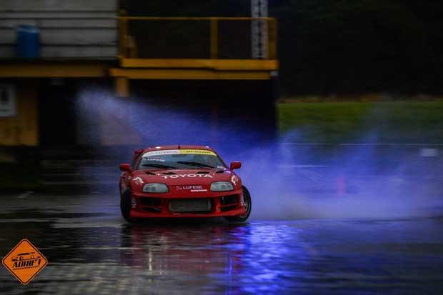Campeonato de drifting invita a conductores principiantes