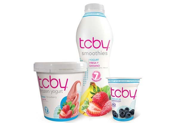 Productos de TCBY ingresaron a supermercados