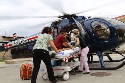 Hospital Calderón Guardia recibirá pacientes por vía aérea