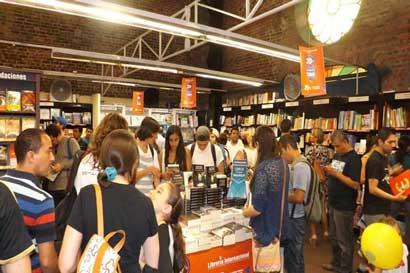 Feria del Libro abrirá sus puertas este viernes