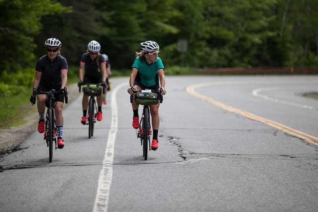 Ciclistas aficionados protegidos con póliza en caso de accidente