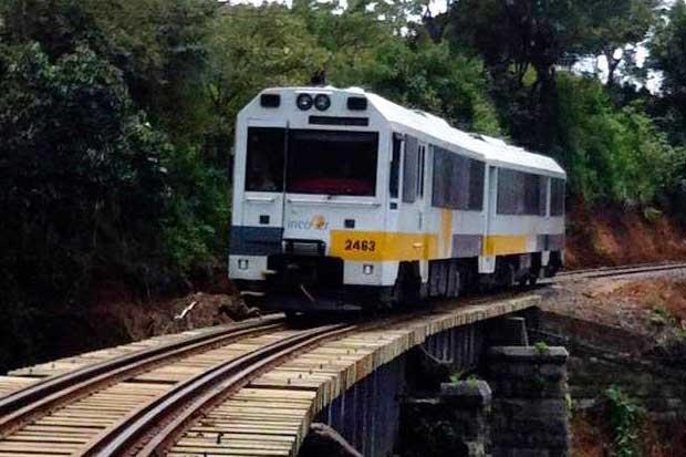 Tren hasta Alajuela centro ya está habilitado