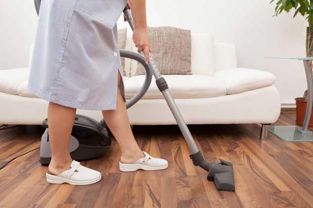 Trabajadoras domésticas aseguradas con nueva plataforma suman 286