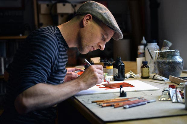 Taller de ilustración gratuito se realizará en Escalante