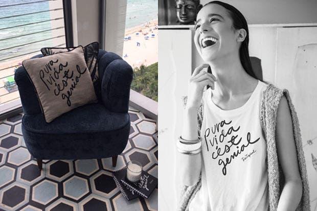 Diseñadores ticos lanzan marca Très Tropical