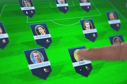 Rendimiento futbolístico se mide desde el móvil