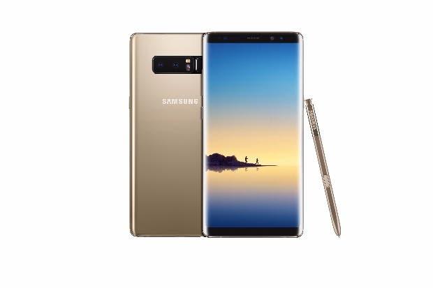 Samsung revela la versión Note del Galaxy S8