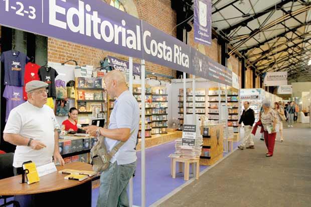Feria Internacional del Libro iniciará mañana