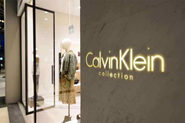 Calvin Klein eleva pronóstico anual
