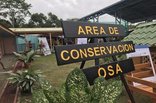 Gobierno invertirá $1 millón al año en áreas protegidas