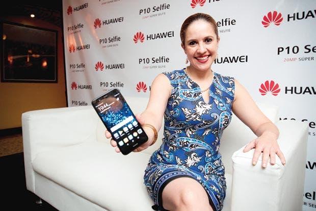 Huawei afianza su presencia en el mercado de smartphones