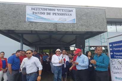 Frente Gremial sobre huelga: Apelaremos ante la declaratoria que aún no está en firme