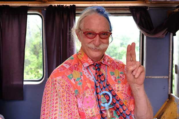 Patch Adams visitará la UCR