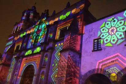 Show de luces tomará la fachada del Edificio Metálico