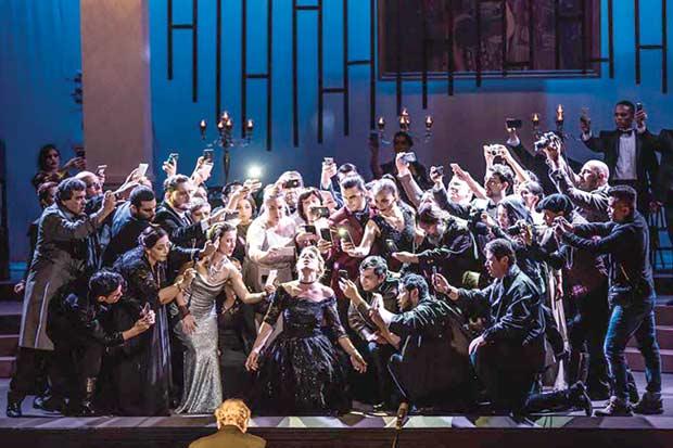 Compañía Lírica proyectará óperas gratis
