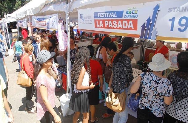 Microempresarios darán a conocer sus ofertas en Cartago