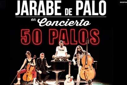 Filarmónica y Jarabe de  Palo realizarán concierto en diciembre