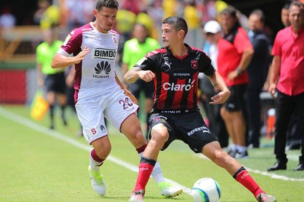 Montero arruinó el clásico del mejor fútbol