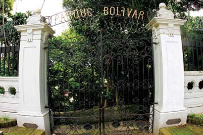 Misterio rodea condición económica del Parque Bolívar