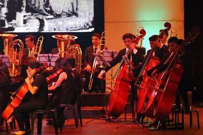 Orquesta Sinfónica Juvenil de gira por Centroamérica