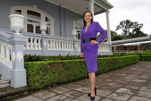 """Marcela Guerrero: """"BCR debe transparentar la tramitación de los préstamos'"""""""