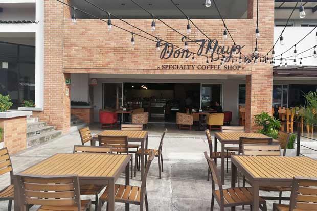 """Cafetería tica servirá """"el café más fino del mundo"""""""