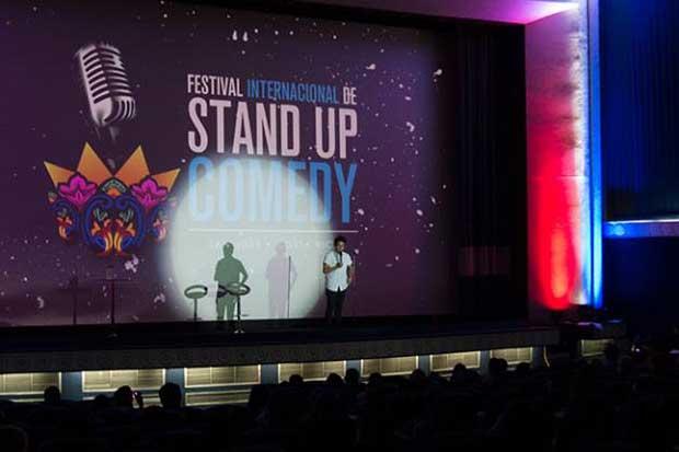 Festival Internacional de Stand Up Comedy reunirá a 40 comediantes