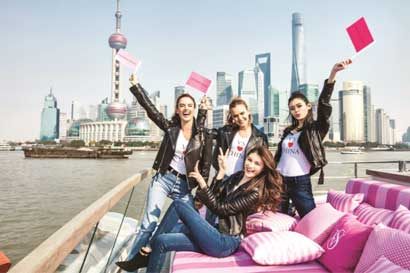 Desfile de Victoria's Secret será en Shanghai