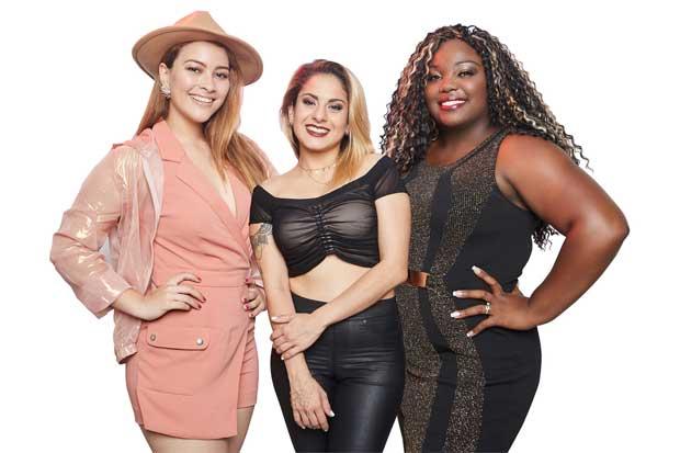 Talento de cantantes ticas calentará el concierto de Franco de Vita