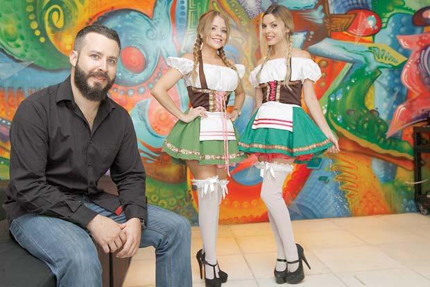 Oktoberfest celebra su quinta edición